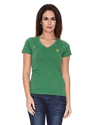 Ferrari Camiseta Massa Driver (Verde)