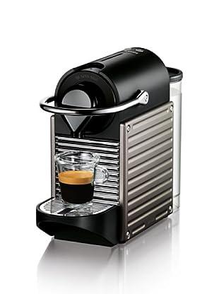 Krups Máquina de Café Nespresso Pixie Electric Gris