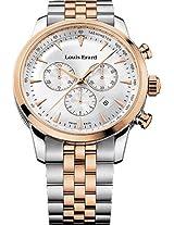 Louis Erard Analog Silver Dial Men Watch - 13900AB11.BMA40