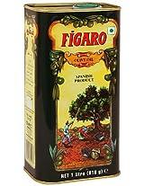 Figaro Olive Oil Tin - 1Ltr