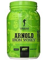 Arnold's Iron Whey - 5 lbs (Vanilla)