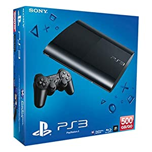 Sony PlayStation 3 500GB Gaming Console