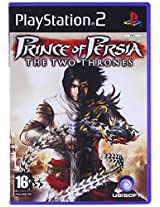 Prince of Persia: Two Thrones (PS2)