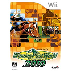 Winning Post World 2010 (ECjO|Xg[h2010)