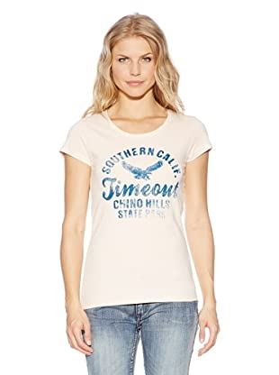 Time Out Camiseta (Beige)