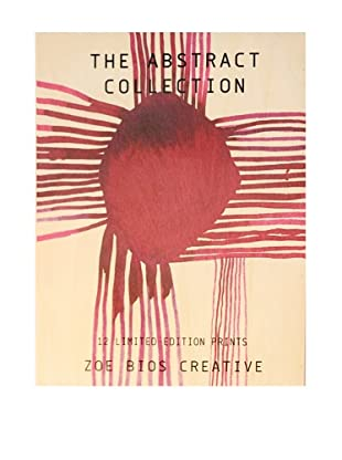 Zoe Bios Creative Set of 12 Abstract Collection Limited Ed. Prints