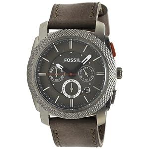 Fossil End-of-Season Chronograph Grey Dial Men's Watch - FS4777