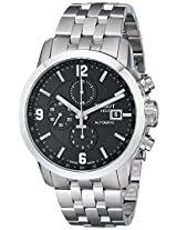 Tissot Men's T0554271105700 PRC 200 Stainless Steel Automatic Watch