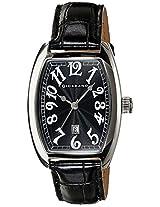 Giordano Analog Black Dial Men's Watch - 1552-01