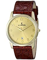 Le Chateau Men's 7076mg_g Classica Watch