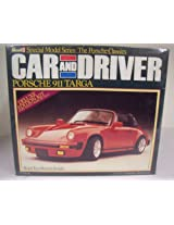 "Revell 7461 ""Car and Driver"" Series Porsche 911 Targa 1/24 Scale Plastic Model Kit"
