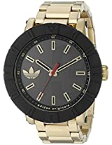 Adidas Amsterdam Analog Black Dial Unisex Watch - ADH3003