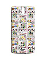 Minnie Times - Sublime Case for OnePlus One