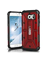 URBAN ARMOR GEAR Case for Samsung Galaxy S6, Magma