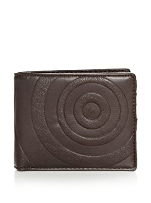 Merc Cartera Indiana (Marrón Oscuro)
