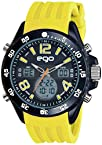 Maxima Ego Analog-Digital Multi-Color Dial Unisex Watch - E-33072PPAN