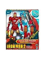 Iron Man New Repulsor Power Iron Man