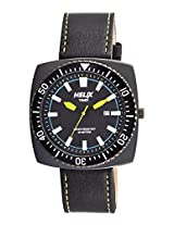 Helix Reef Analog Black Dial Men's Watch - 09HG01