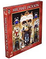 BePuzzled Pop Culture Puzzles - Michael Jackson 500pc Dangerous Puzzle