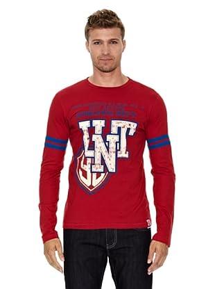 Unitryb Camiseta Manga Larga (Rojo)