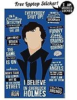 I Believe In Sherlock Holmes - Sherlocked Poster