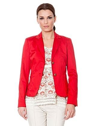 Cortefiel Americana Básico (Rojo)