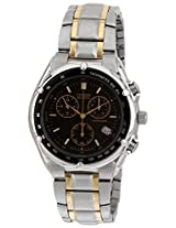 Citizen Eco-Drive Analog Black Dial Men's Watch - BL7110-60E