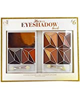 e.l.f. 36 Piece Vol 1 Geo Eyeshadow Palette, 0.99 Ounce