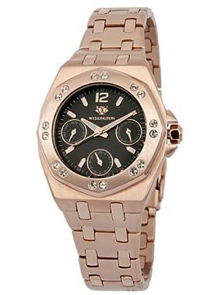 Wellington Damen-Armbanduhr XS Moana Analog Edelstahl beschichtet WN510-328