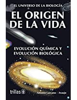 El origen de la vida / The origin of life: Evolución química y evolución biológica / Chemical Evolution and Biological Evolution (El Universo De La Biología / the Universe of Biology)