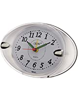 Orpat Beep Alarm Clock (White, TBB-327)
