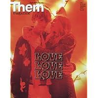 Them magazine 2016年10月号 小さい表紙画像