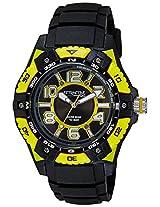 Q&Q Analog Yellow Dial Men's Watch - DA50J002Y