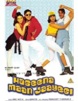 Haseena Maan Jaayegi (1999) (Hindi Film / Bollywood Movie / Indian Cinema DVD)