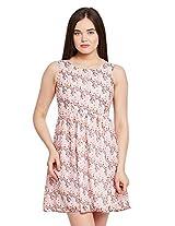 The Vanca Women's Cotton Skater Dress