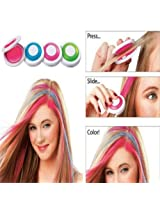 A Set Of 4 Colors Hair Chalk Hair Coloring Tools