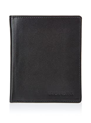 Braun Büffel Portemonnaie (Schwarz)