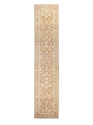 Bashian Rugs One-of-a-Kind Hand Knotted Mansehra Rug, Rust, 2' 7