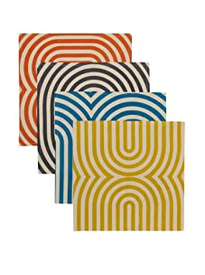 Thomas Paul Geo/Matric Napkin Set (Multi)