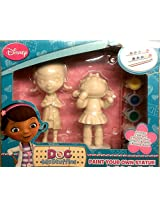 Doc Mcstuffins Paint Your Own Statue