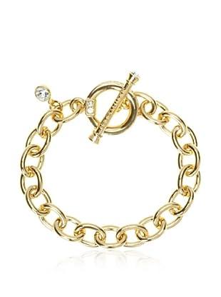 Judith Leiber Toggle Link Bracelet