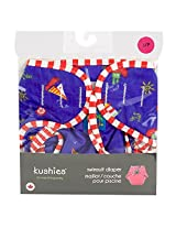 Reusable Swim Diaper | Sailboats Size , Medium
