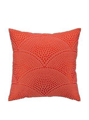 Courtney Cachet Fans Pillow, Orange
