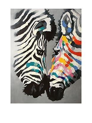 Legendarte Lienzo Zebre