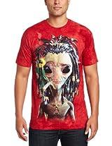 The Mountain Men's Jammin Alien T-Shirt