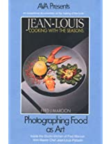 Photographing Food as Art: Inside the Studio-kitchen of Fred Maroon With Master Chef Jean-Louis Palladin
