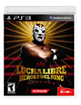 Lucha Libre Heroes Del Ring (PS3)