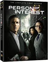 Person of Interest: The Complete Season 1