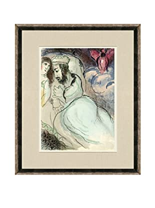 Marc Chagall: Sara and Abimelech