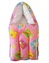 O&O Baby Carrier Bed Pink - Sleeping Bag